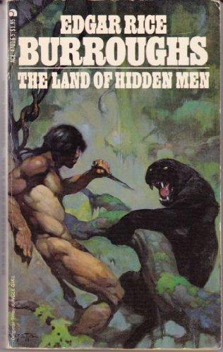 Land of Hidden Men ( Original Title: Burroughs, Edgar Rice