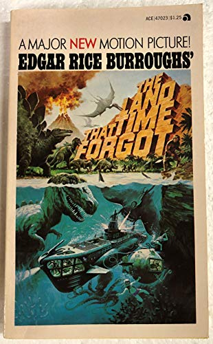 The Land That Time Forgot: Wolfman, Marv