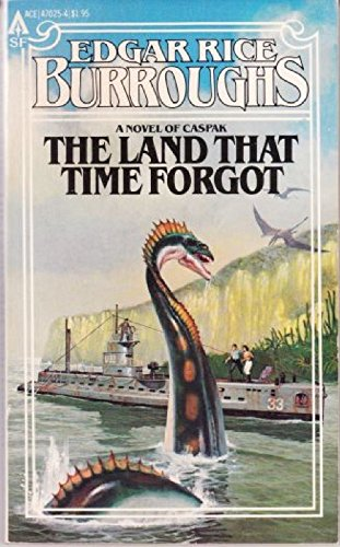 Image result for the land that time forgot book covers