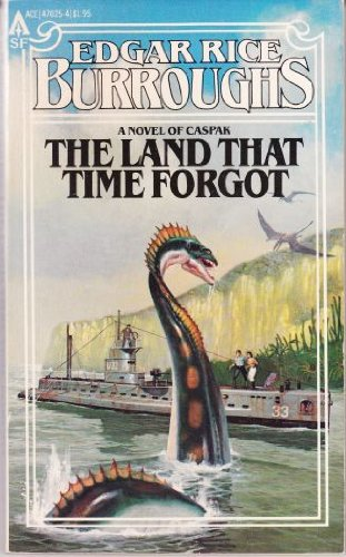 9780441470259: Land That Time Forgot