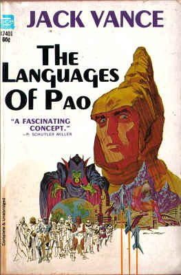 The Languages of Pao (#47401) (9780441474011) by Jack Vance