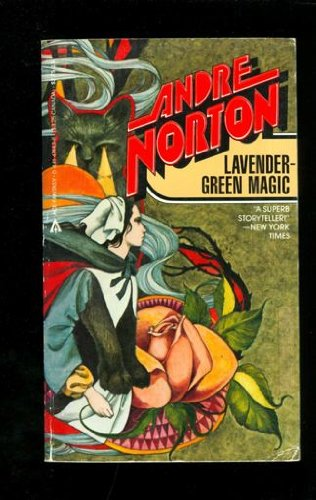 Lavender Green Magic: Norton, Andre