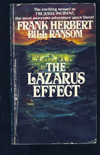 9780441475216: The Lazarus Effect