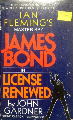 9780441482009: License Renewed