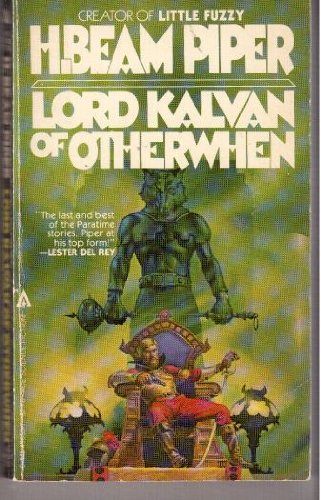 9780441490554: Lord Kalvan of Otherwhen