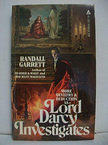 9780441491414: Lord Darcy Investigates