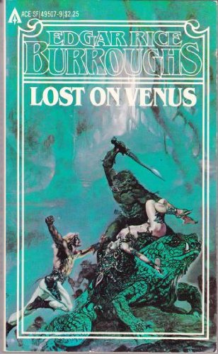 9780441495078: Lost On Venus