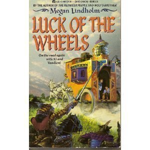 9780441504367: Luck of the Wheels (Windsinger, Bk 4)