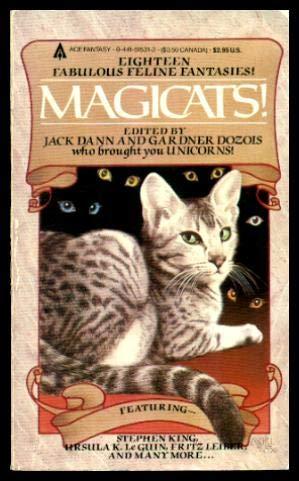 Magicats (0441515312) by Jack Dann; Gardner Dozois