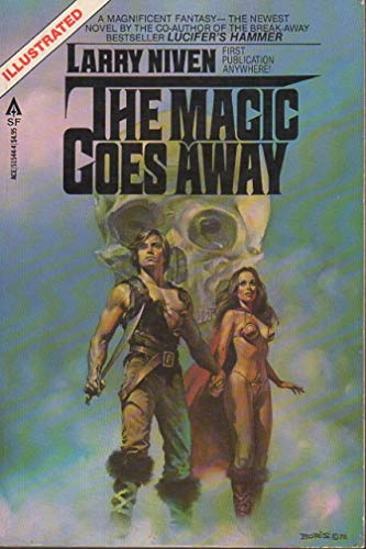 9780441515479: The Magic Goes Away
