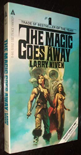 9780441515523: The Magic Goes Away