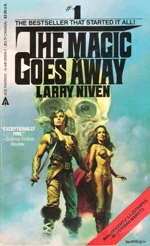 9780441515547: The Magic Goes Away