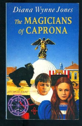 9780441515561: The Magicians of Caprona (Magicquest 12)