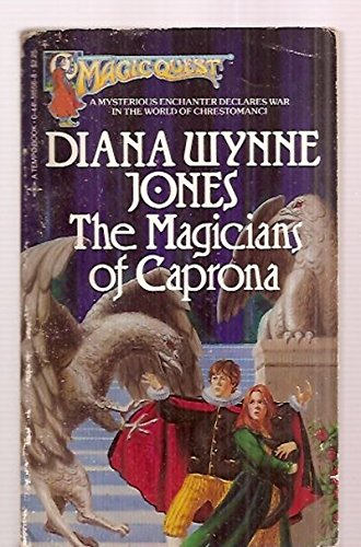 9780441515561: The Magicians of Caprona (Chrestomanci Books)