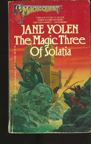 The Magic Three of Solatia (0441515630) by Jane Yolen