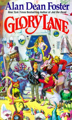 9780441516643: Glory Lane
