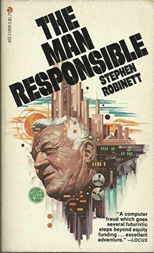9780441518999: The Man Responsible