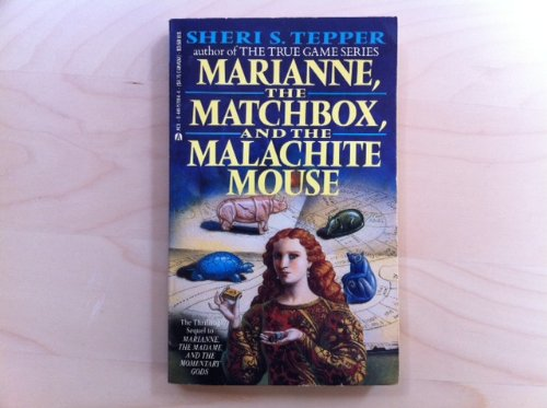 9780441519644: Marianne, the Matchbox, and the Malachite Mouse
