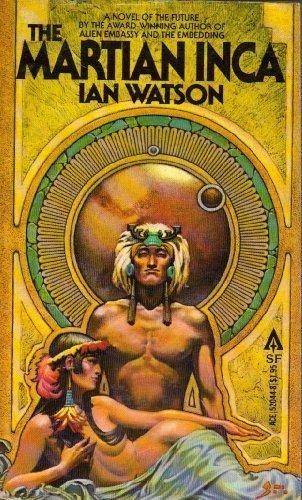 9780441520442: The Martian Inca