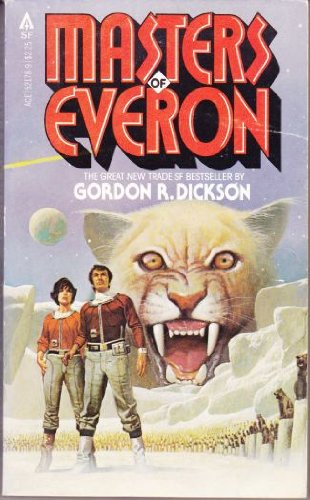9780441521784: Masters of Everon