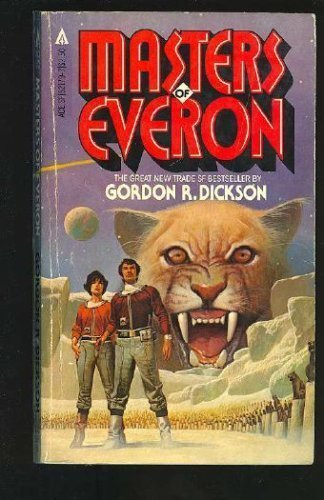 Masters Of Everon: Dickson, Gordon R.