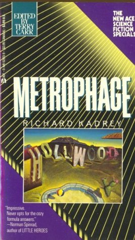 9780441528134: Metrophage (Ace Science Fiction Special)