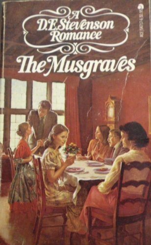 The Musgraves (0441547176) by D. E. Stevenson