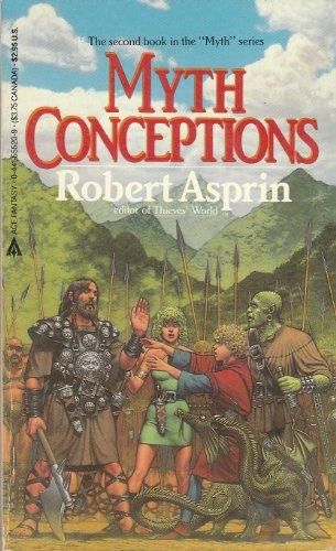 9780441555208: Myth Conceptions