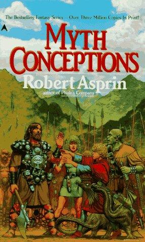9780441555215: Myth Conceptions