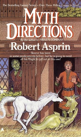 9780441555291: Myth Directions (Myth Books)