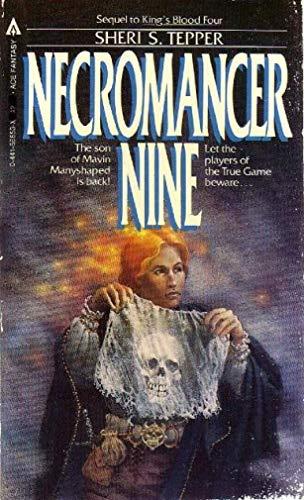 9780441568529: Necromancer