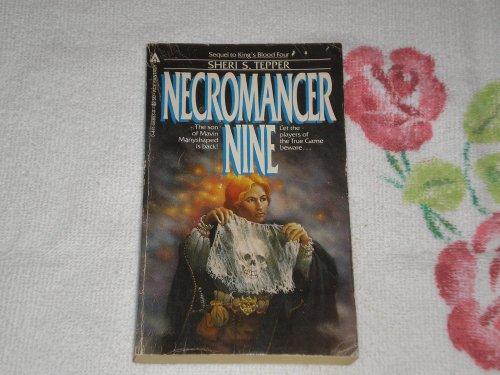 9780441568536: Necromancer Nine