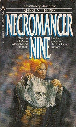 9780441568574: Necromancer Nine