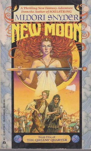 9780441571796: New Moon (The Queen's Quarter Book 1)