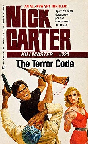 9780441572939: The Terror Code