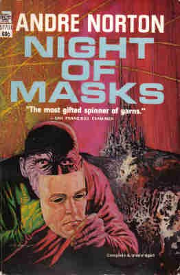 9780441577521: Night of Masks