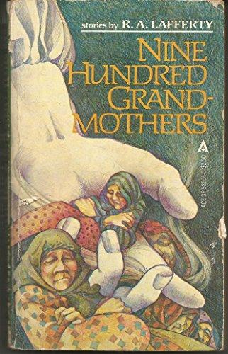 9780441580514: Nine Hundred Grandmothers