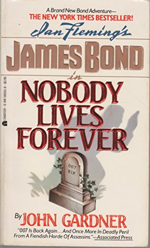 9780441585557: Nobody Lives Forever