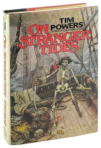 ON STRANGER TIDES: Powers, Tim