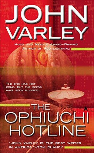 9780441634842: The Ophiuchi Hotline (Eight Worlds)