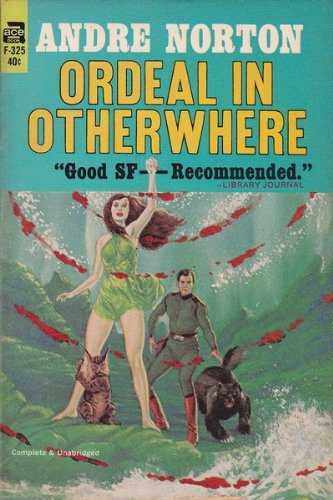 9780441638253: Ordeal in Otherwhere (Forerunner)