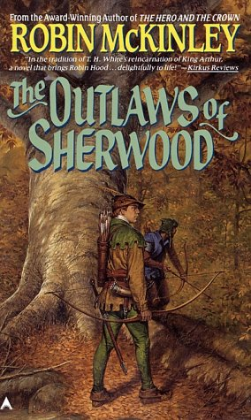 9780441644513: The Outlaws of Sherwood (Ace Fantasy)