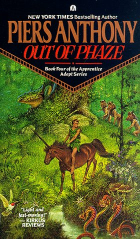 Out of Phaze (Apprentice Adept, Book 4): Anthony, Piers