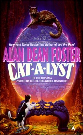 Cat-a-Lyst: Alan Dean Foster