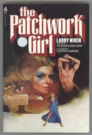 9780441653157: The Patchwork Girl