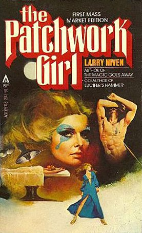 9780441653164: The Patchwork Girl