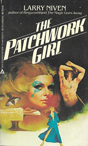9780441653171: The Patchwork Girl