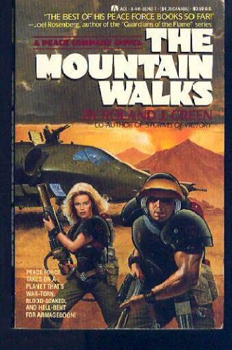 9780441657421: The Mountain Walks