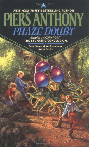 Phaze Doubt (Apprentice Adept, Book 7): Anthony, Piers