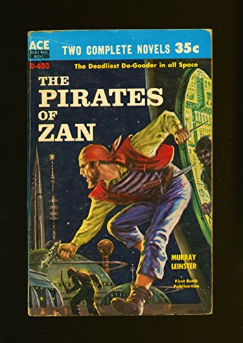 9780441665259: The Pirates of Zan / The Mutant Weapon (Vintage Ace Double, D-403)